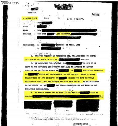 Chaque document que la CIA dit avoir sur les ovnis est maintenant disponible au téléchargement (vidéo) By Jack35 2-8