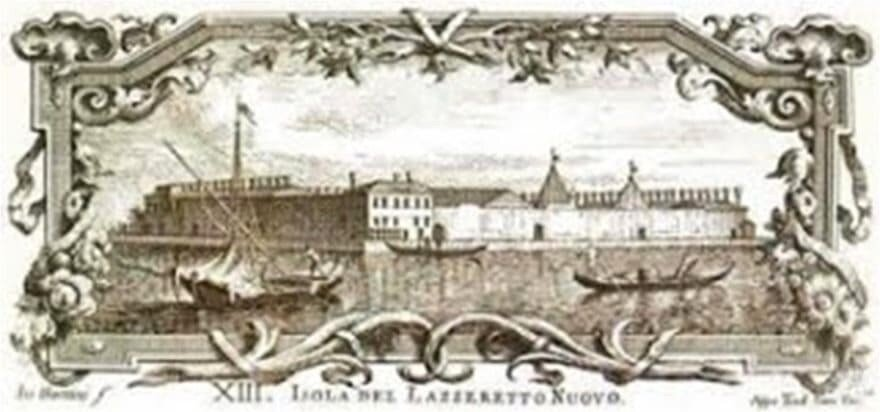 Lazzaretto Nuovo : à Venise, la toute première île de la quarantaine (vidéo) By Jack35 1-15
