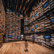 Le musée de la culture Kadokawa de Tokyo abrite un théâtre de bibliothèque (galerie et vidéo) By Jack35 2-16