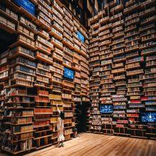 Le musée de la culture Kadokawa de Tokyo abrite un théâtre de bibliothèque (galerie et vidéo) By Jack35 3-13
