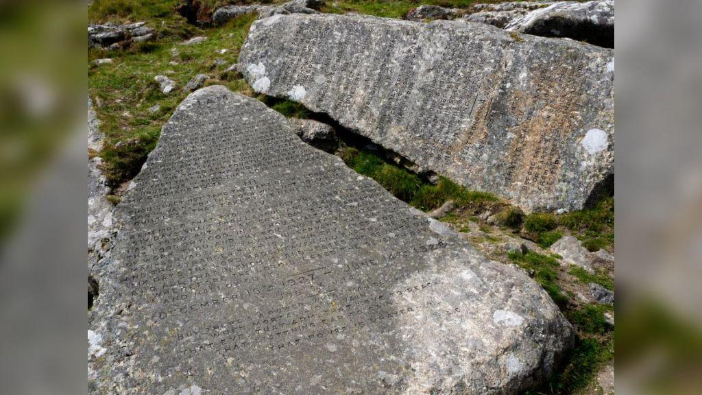 Un érudit a-t-il vraiment trouvé un premier exemplaire des dix commandements ? (vidéo sur Bidfoly.com) By Jack35 1-62