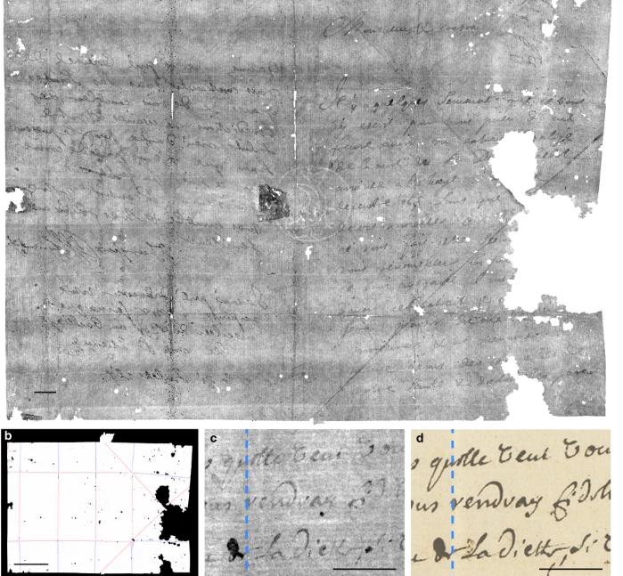 Une lettre de l'époque de la Renaissance scellée pendant des siècles à peine dépliée et lue pour la première fois (diaporama et vidéo) By Jack35 Capture-2