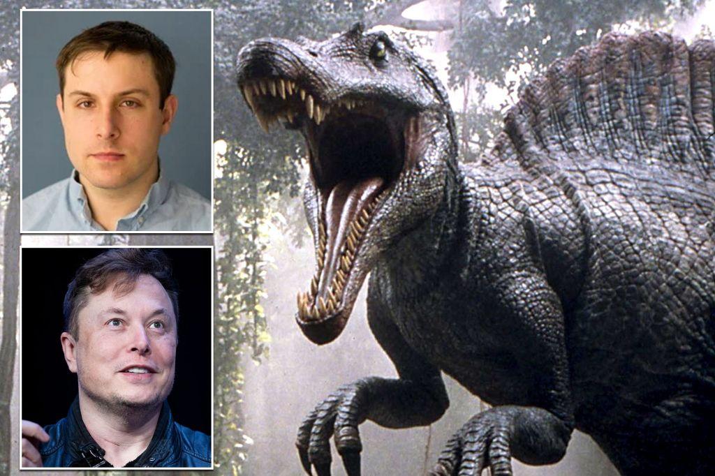 Ressusciter les dinosaures ? L'idée folle d'un ami d'Elon Musk (vidéo) By Jack35 1-29