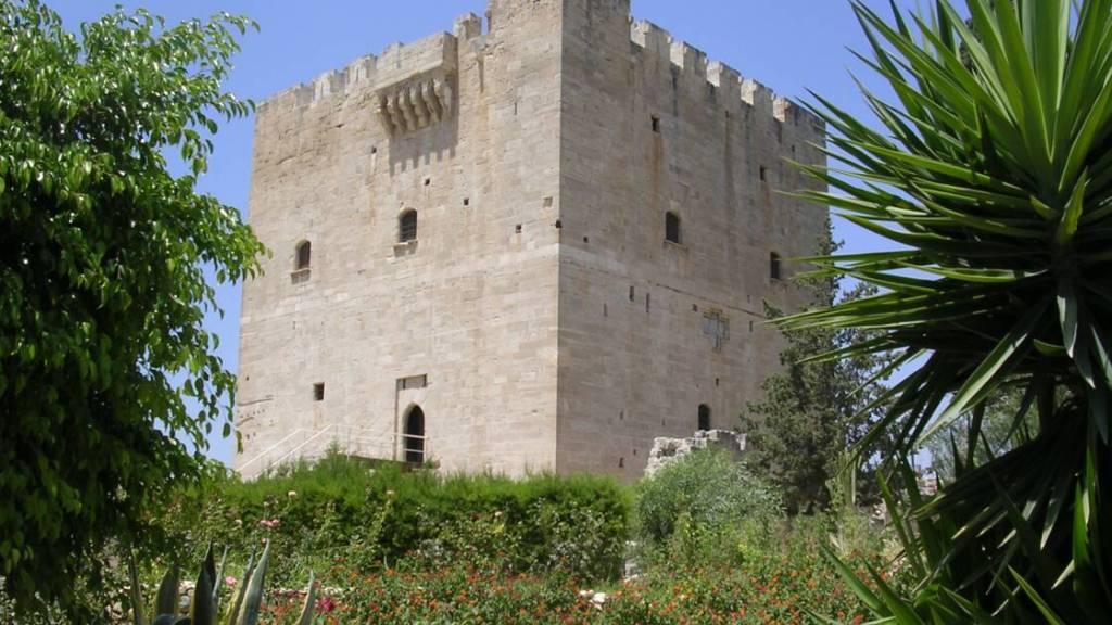 A Chypre, ruines et châteaux témoignent de l'héritage des Templiers (vidéo) By Jack35 1-50
