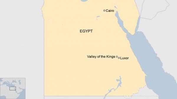Egypte : découverte d'une  » Cité d'or perdue » vieille de 3 000 ans (galerie et vidéo) By Jack35 2-7