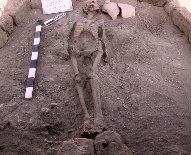 Egypte : découverte d'une  » Cité d'or perdue » vieille de 3 000 ans (galerie et vidéo) By Jack35 5-4