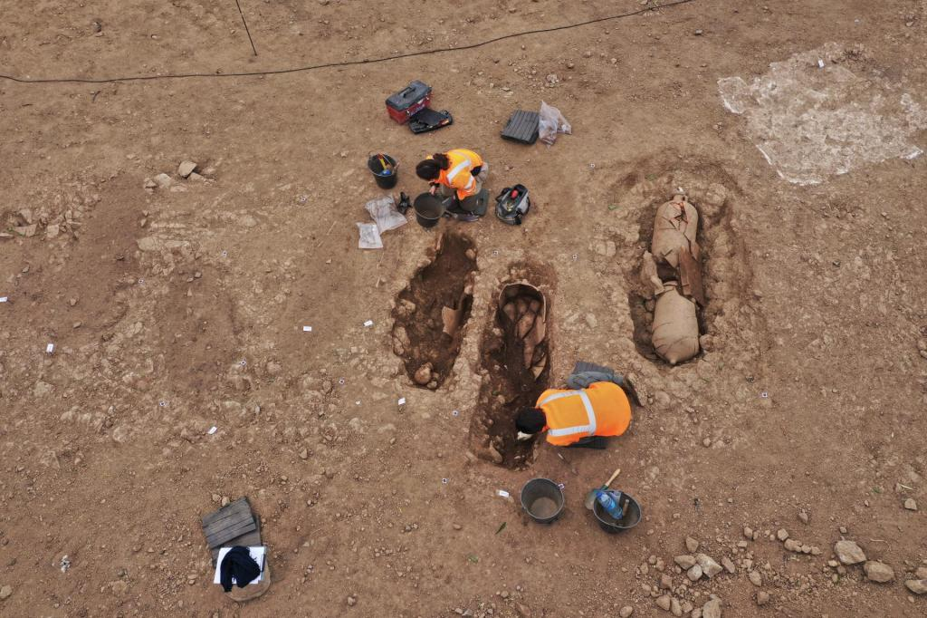 En Corse, découverte d'une nécropole antique avec des corps inhumés dans des amphores (galerie) By Jack35 6-6