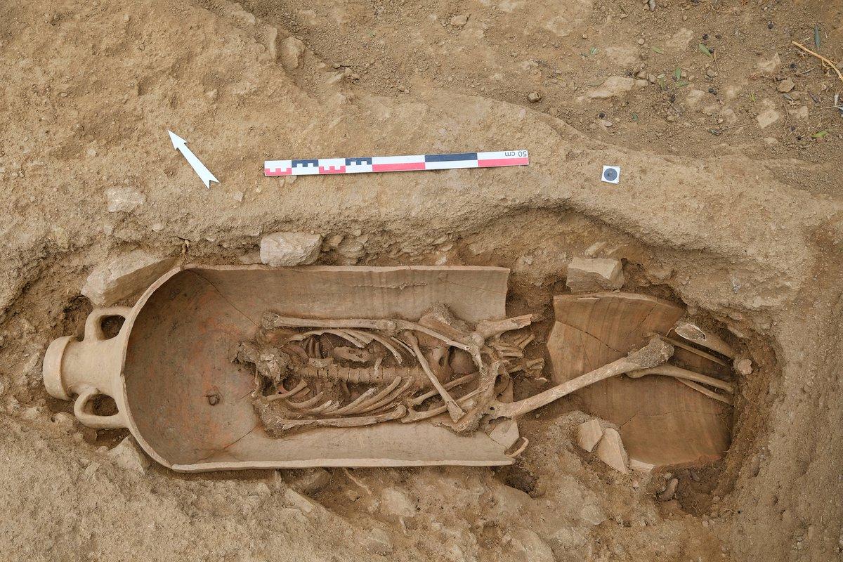 En Corse, découverte d'une nécropole antique avec des corps inhumés dans des amphores (galerie) By Jack35 7-5