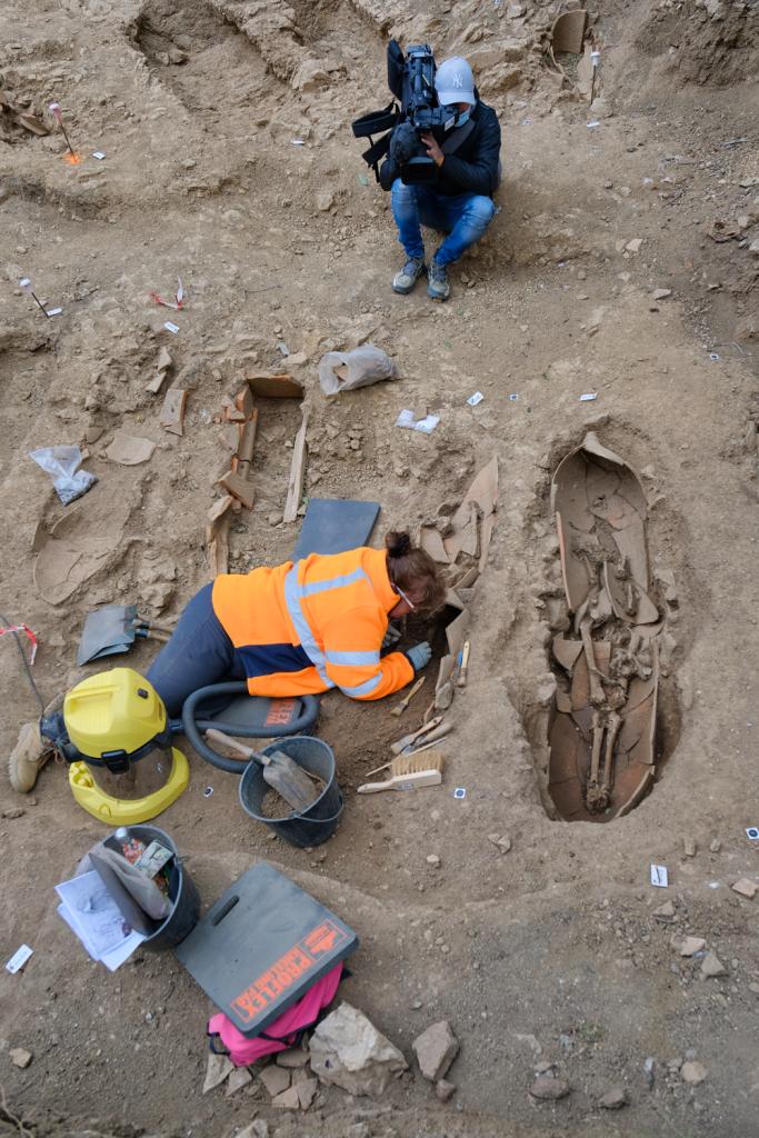 En Corse, découverte d'une nécropole antique avec des corps inhumés dans des amphores (galerie) By Jack35 8