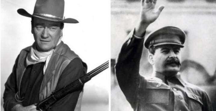 Pourquoi Staline voulait faire assassiner John Wayne (vidéo) By Jack35 1-24