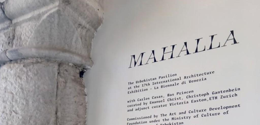 Biennale de Venise : l'Ouzbékistan met en avant la « mahalla », lieu de communauté et de voisinage (vidéo) By Jack35 1-9