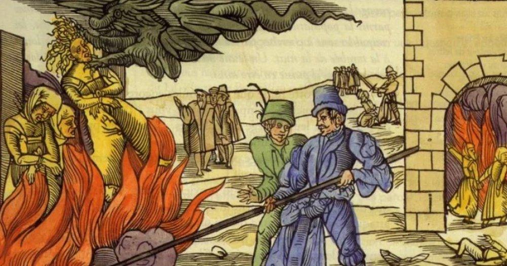 Un prêtre breton brûlé vif pour sorcellerie – Histoires extraordinaires rennaises (vidéo) By Jack35 1-93