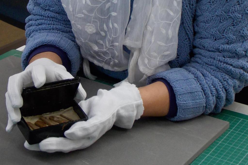 Le trésor pharaonique de la boîte à cigares (vidéo) By Jack35 1-52