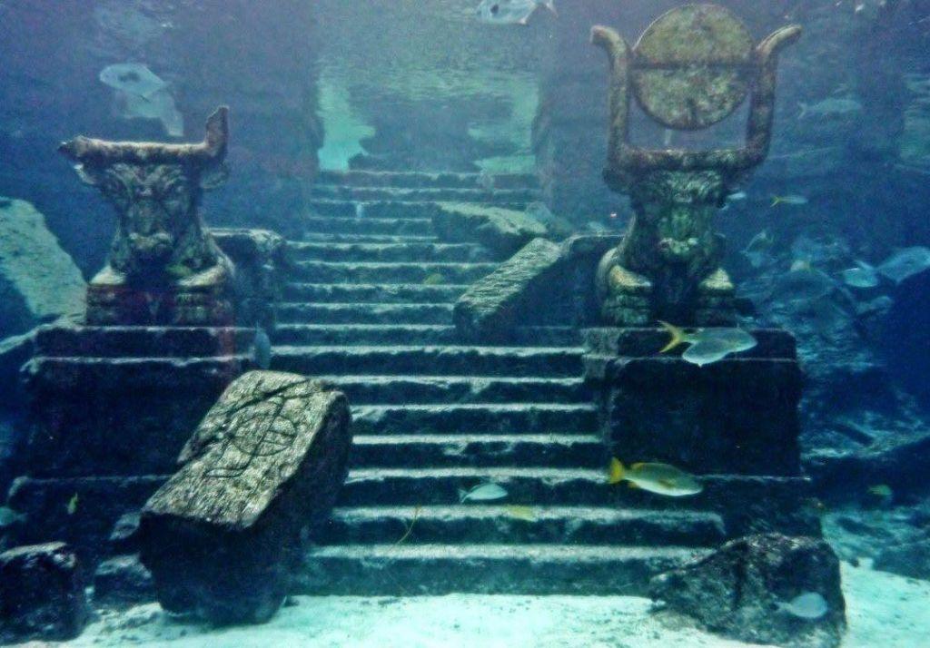 Atlantide : la cité engloutie a-t-elle existé ? (vidéo) By Jack35 1-25