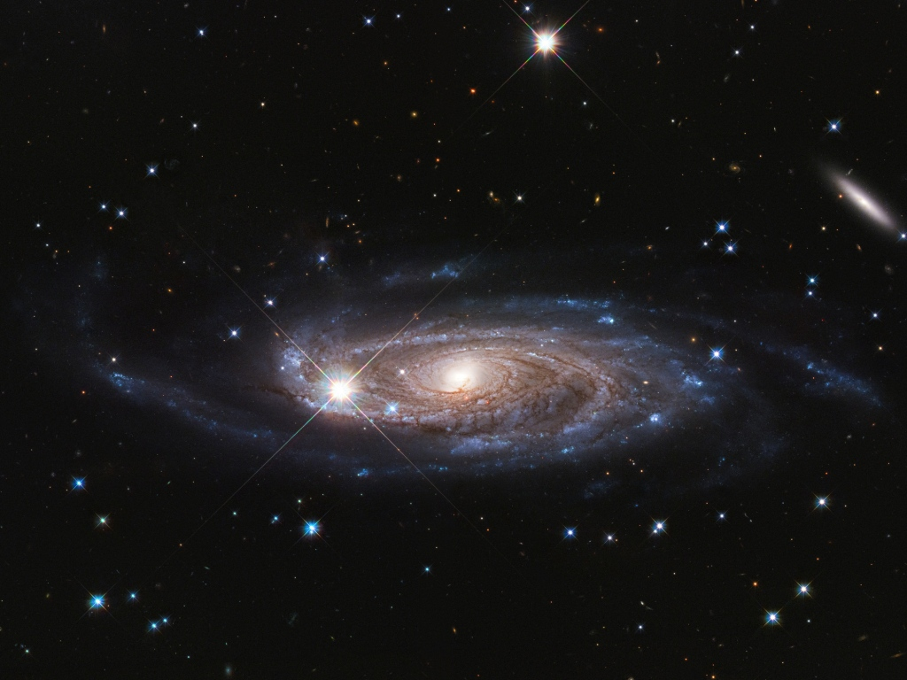L'image du jour : La galaxie de Vera Rubin, UGC 2885 (vidéo) By Jack35 1-77