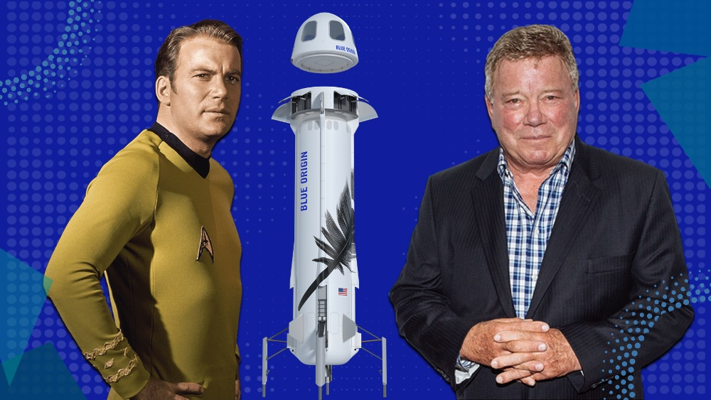 Star Trek : le capitaine Kirk va (vraiment) aller dans l'espace (vidéo) By Jack35 1-21